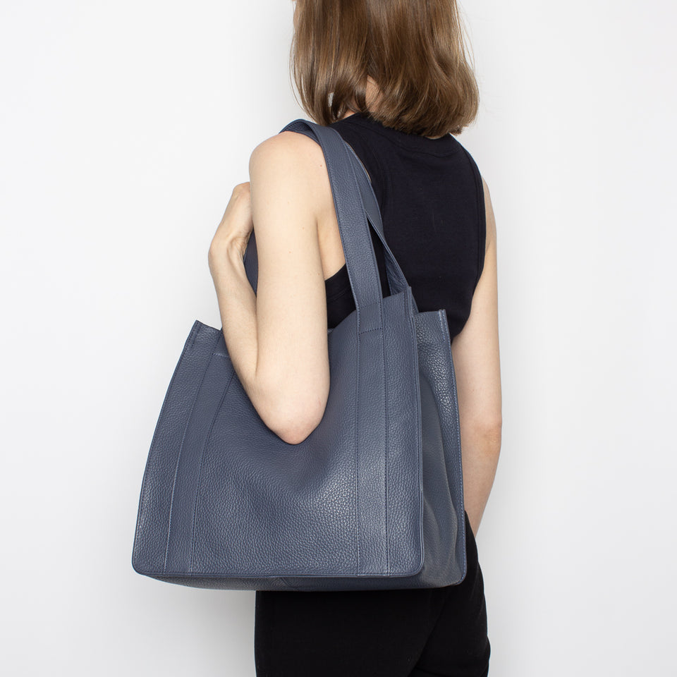 Grocer Bag Original Grain Denim