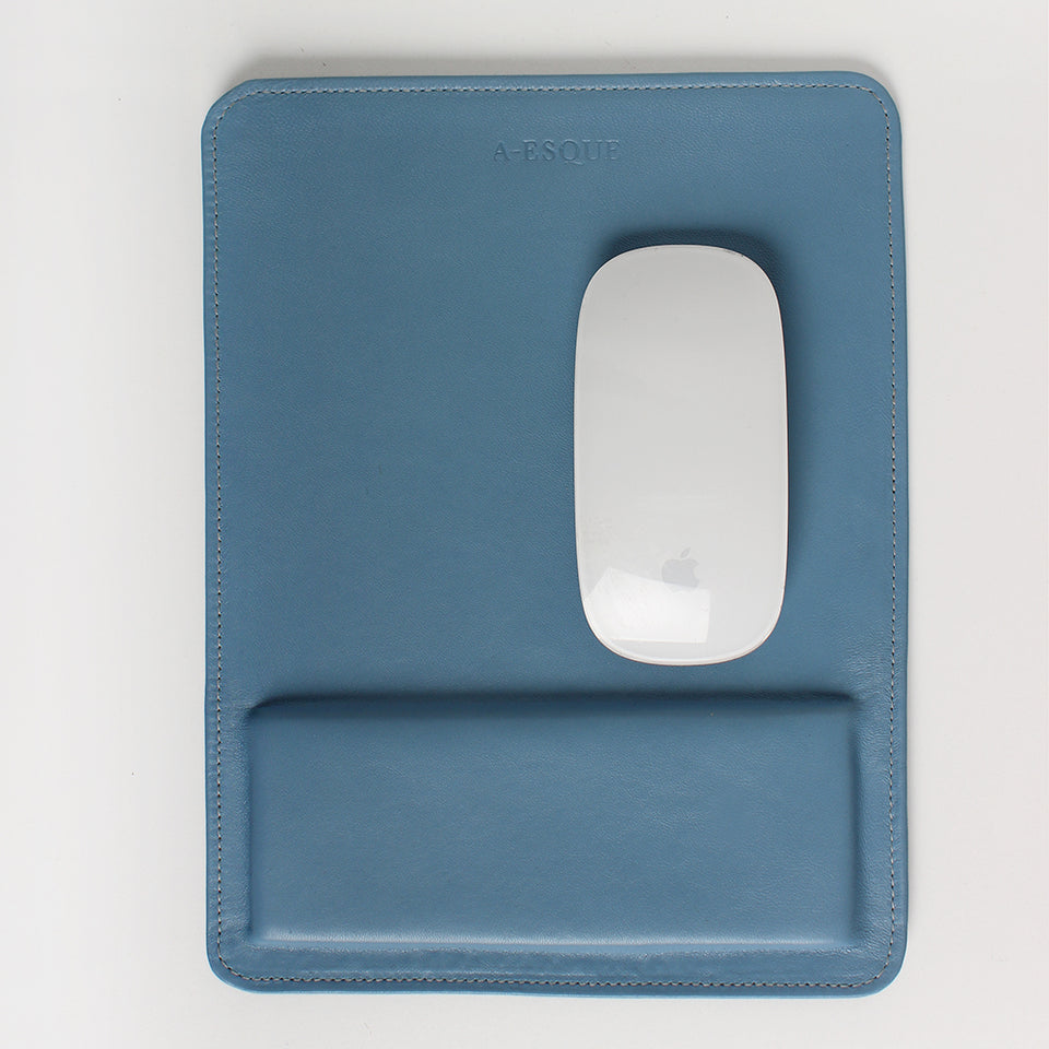 Mouse Pad Blue Smooth