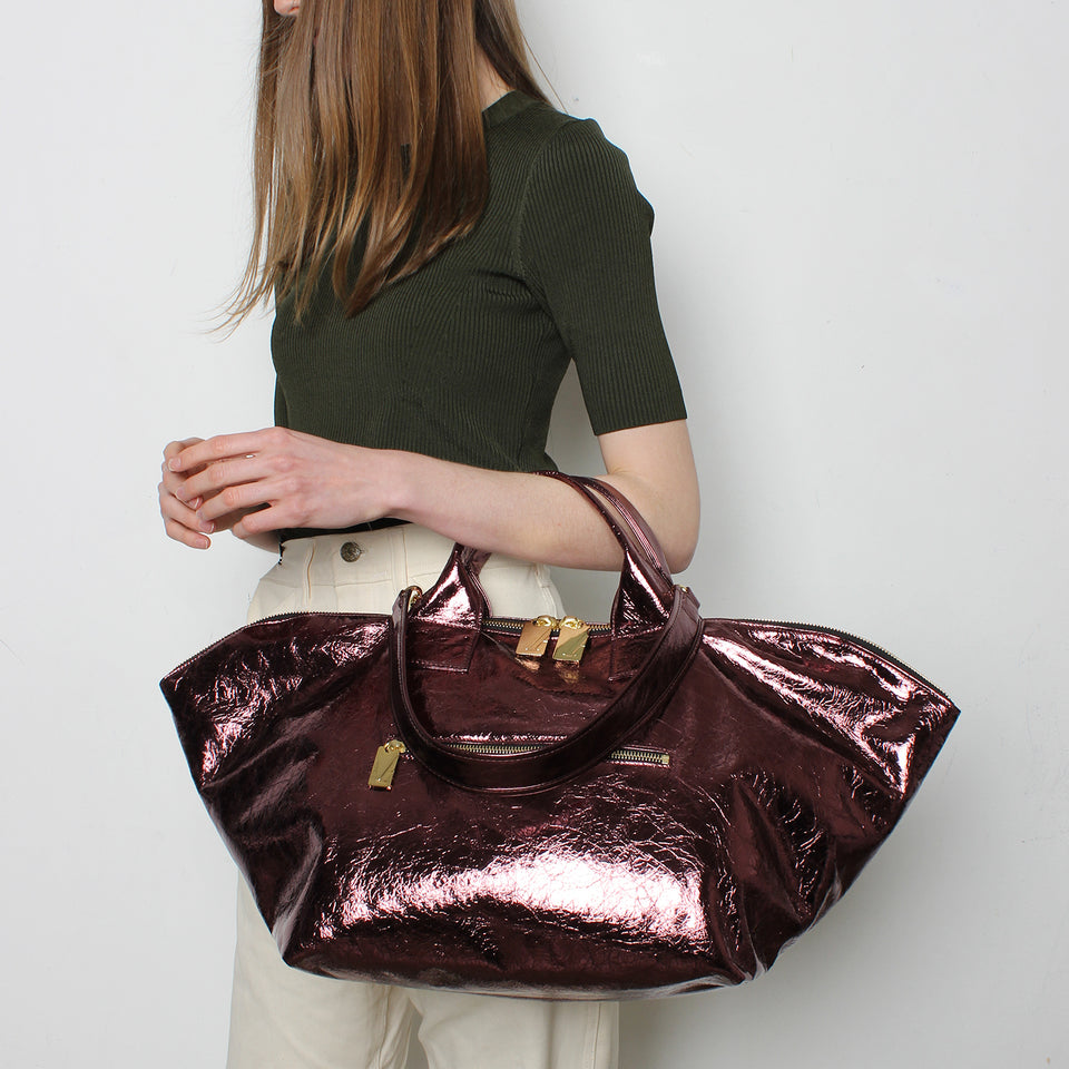 Carry All Handler Day Wine Metallic