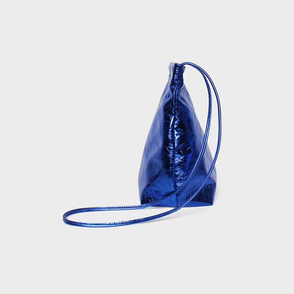 Lunch Bag Bluebird Metallic