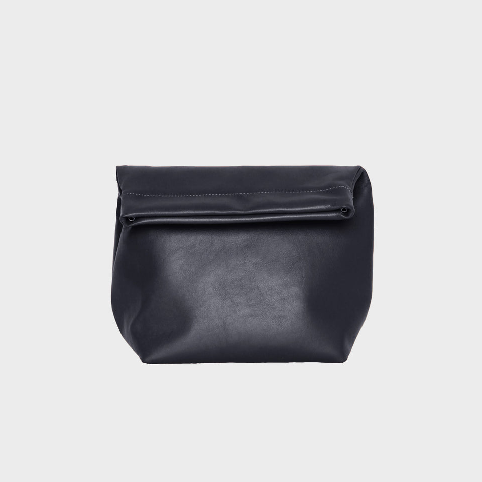 Lunch Bag Smooth Navy