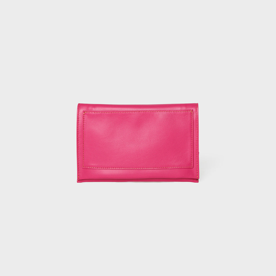 Purists Wallet Fuchsia