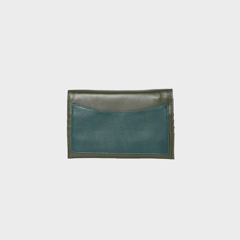 Purists Wallet Deep Khaki