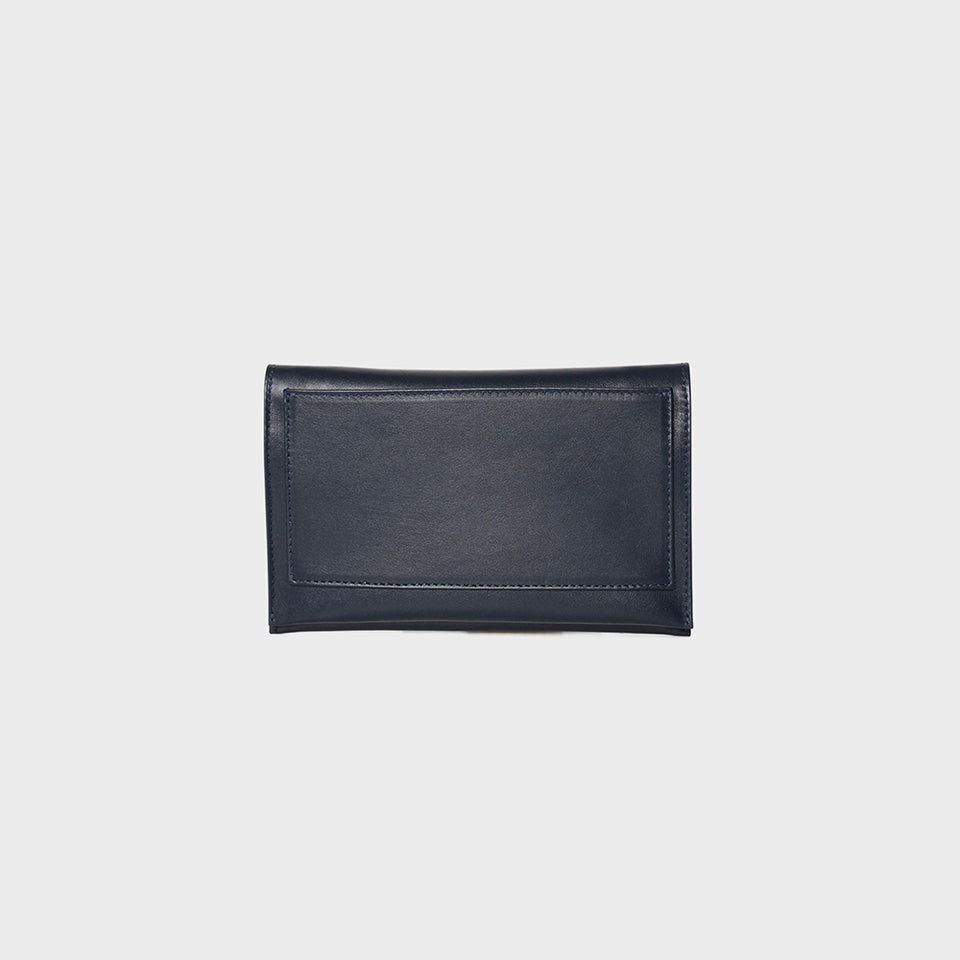 Purists Wallet Navy