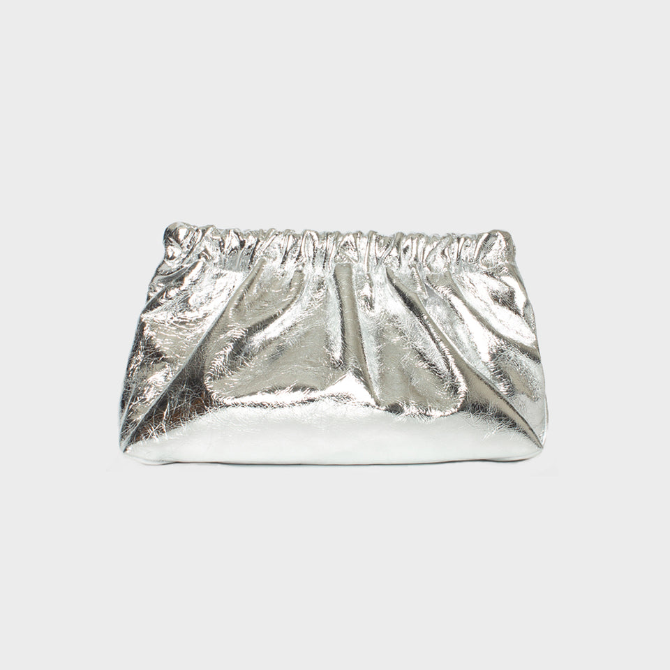 Bar Bag Mellow Metallic Silver
