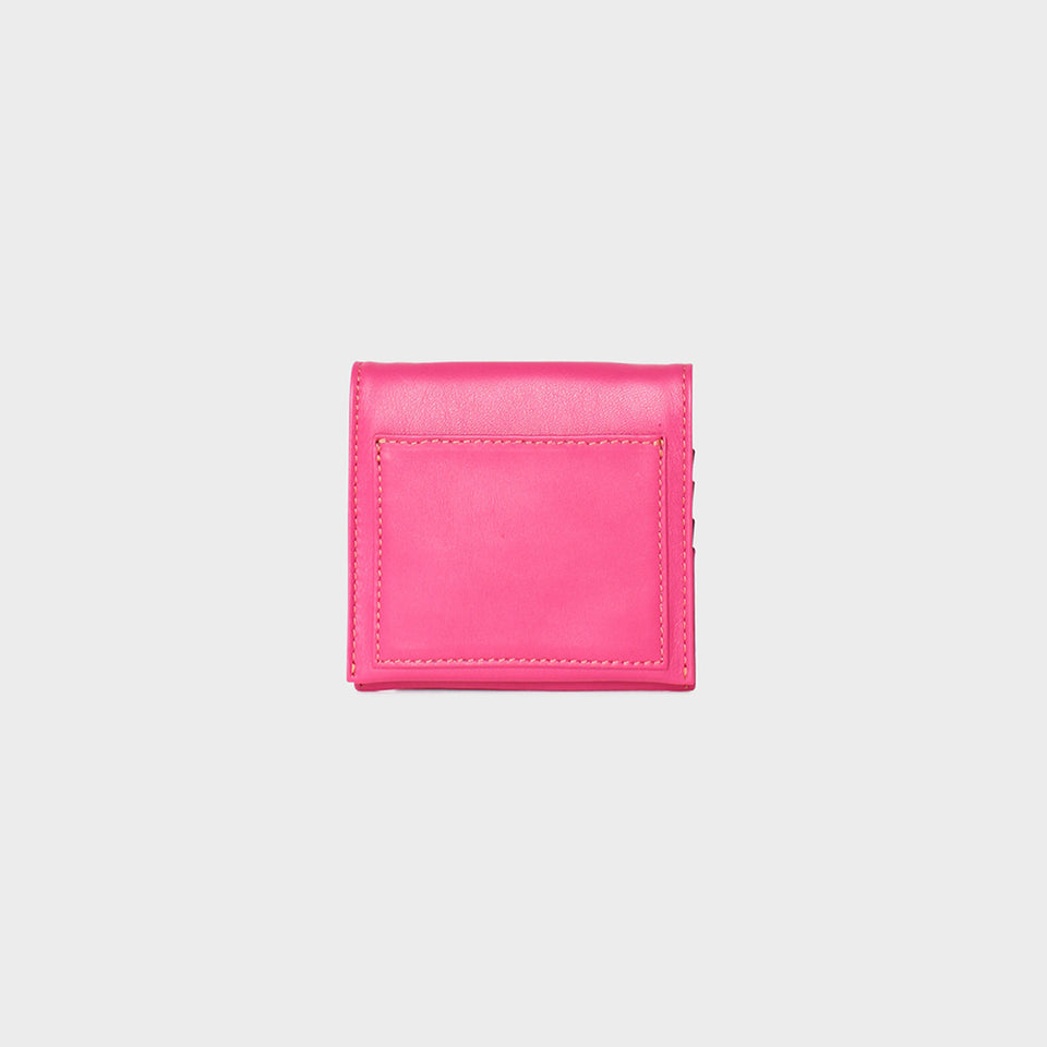 Purists Wallet .50 Fuchsia
