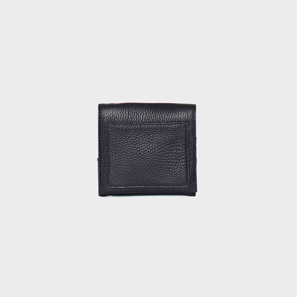 Purists Wallet .50 Navy Grain