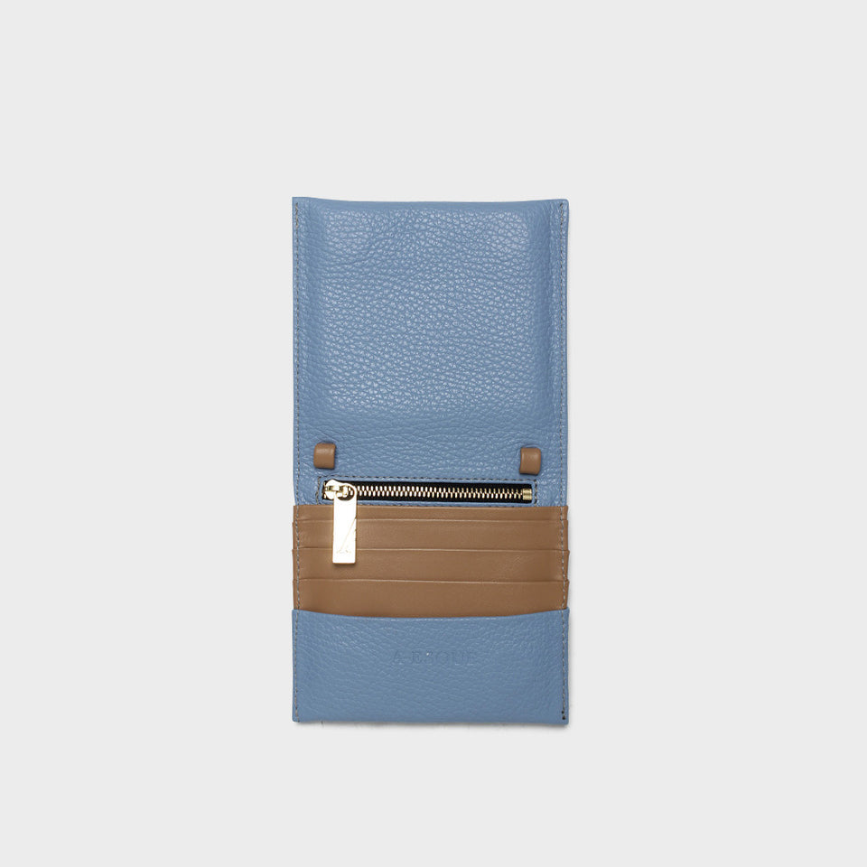 Purists Wallet .50 Blue