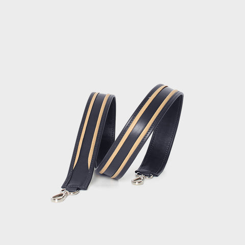 Rainbow Long Strap Navy