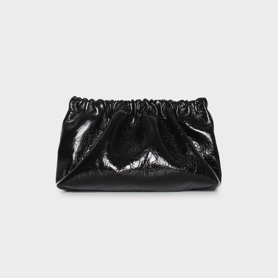 Bar Bag Mellow Metallic Black