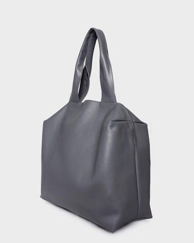 Cube Tote Grey