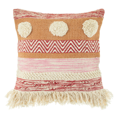 Deko Kissen Boho Chic Interior Summer Stripes