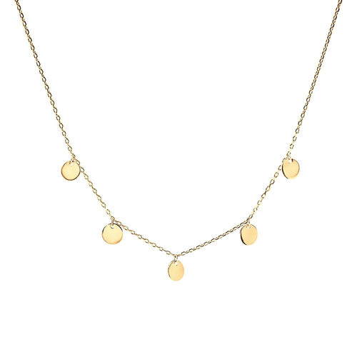 Halskette Kalea Gold Necklace