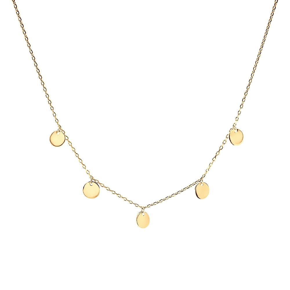 'Kalea' Necklace Schmuck Halskette Gold
