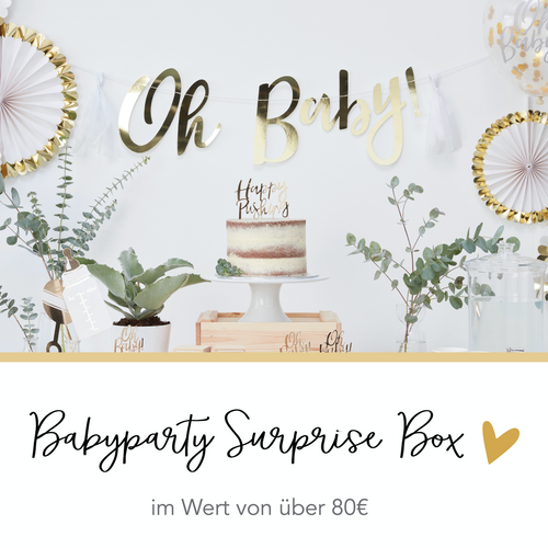 BABYPARTY Surprise Box