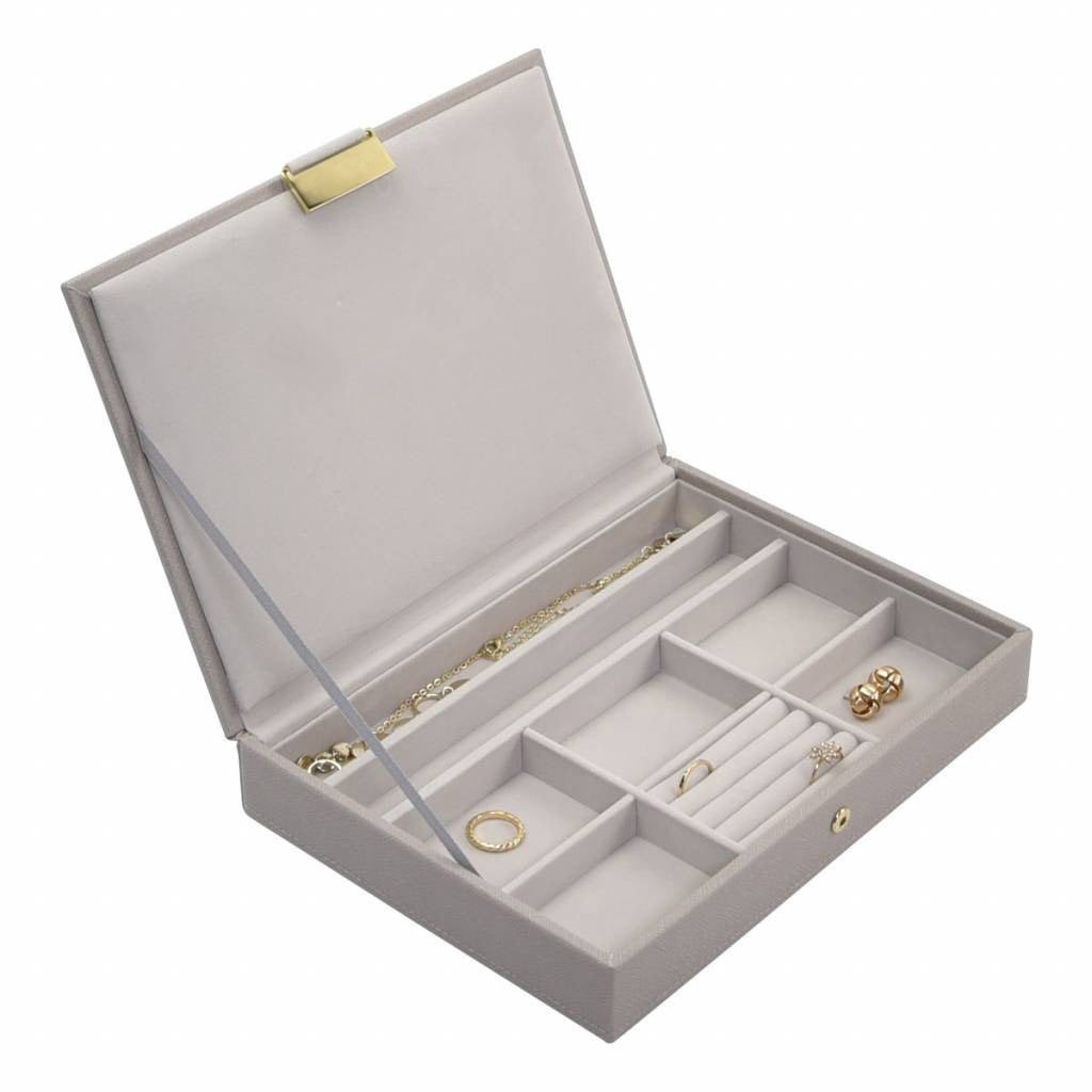 Schmuck Box System Taupe M