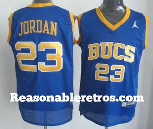 Jordan Laney Jersey (Blue)