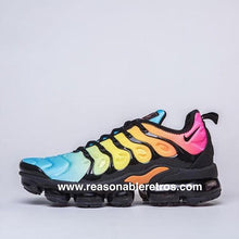 "Load image into Gallery viewer, Nike Vapormax plus ""Rainbow"""