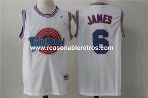 "Lebron ""Space Jam"" Jersey"