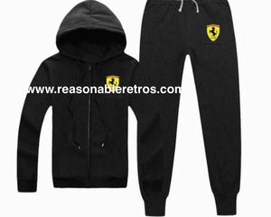 "Ferrari Jumpsuit ""black"""