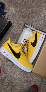 Nike Airforces Yellow