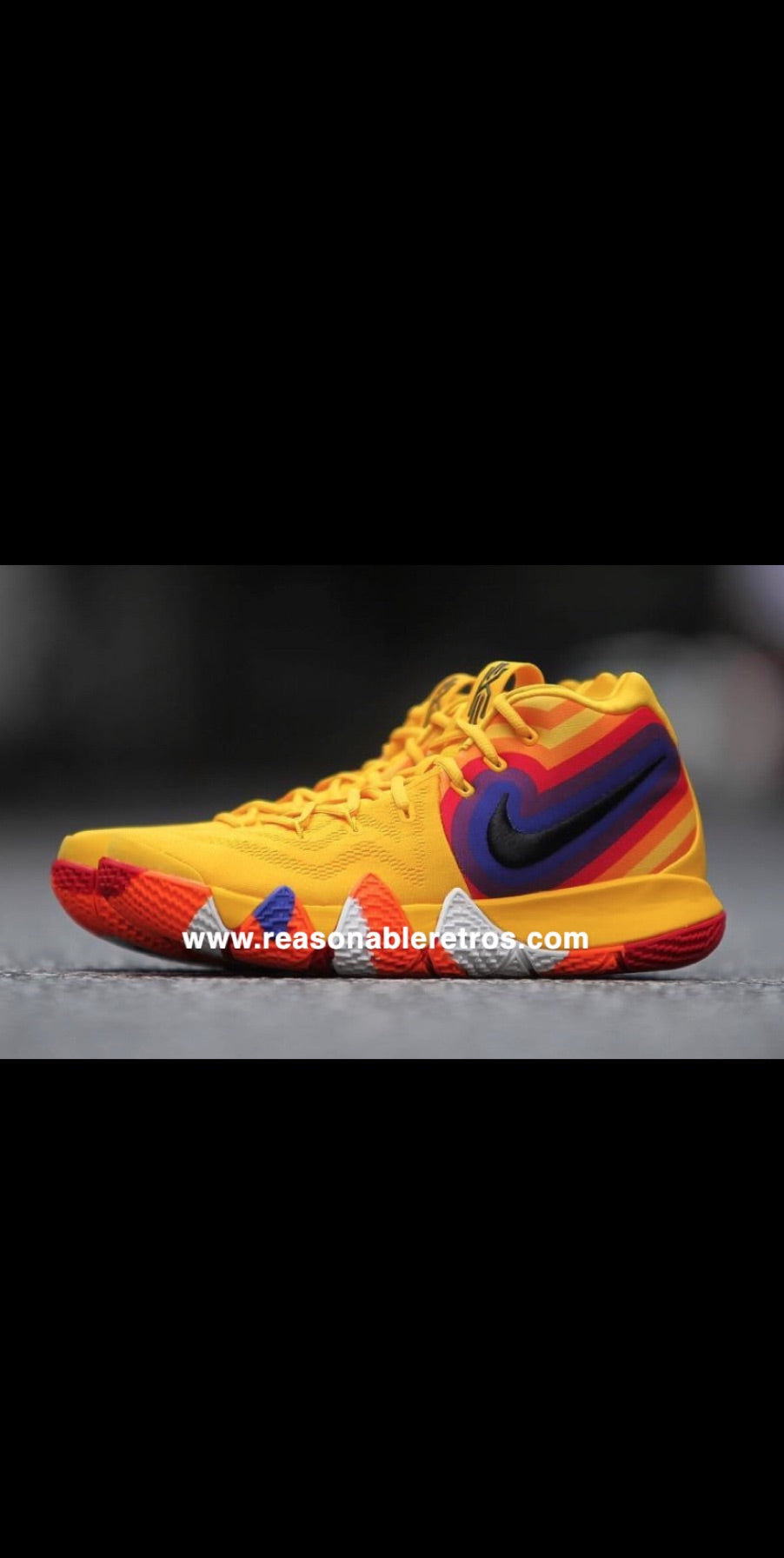 best sneakers fa837 0c635 Kyrie 4 70s