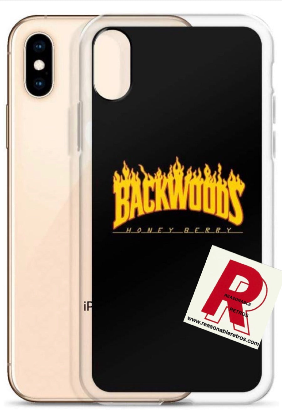 Backwoods IPhone XR case