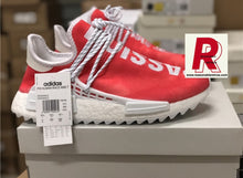 Load image into Gallery viewer, Pharrell Williams X Adidas NMD Human Race Red