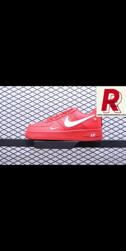 Nike Airforce RED ALERT