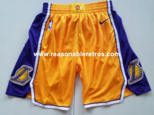 Lakers NBA Nike Game shorts