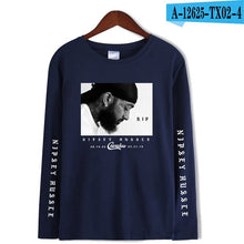 Load image into Gallery viewer, Nipsey Hussle T Shirts Women And Men