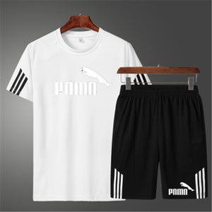 Puma Shirt and Short Suit