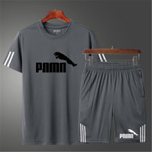 Load image into Gallery viewer, Puma Shirt and Short Suit