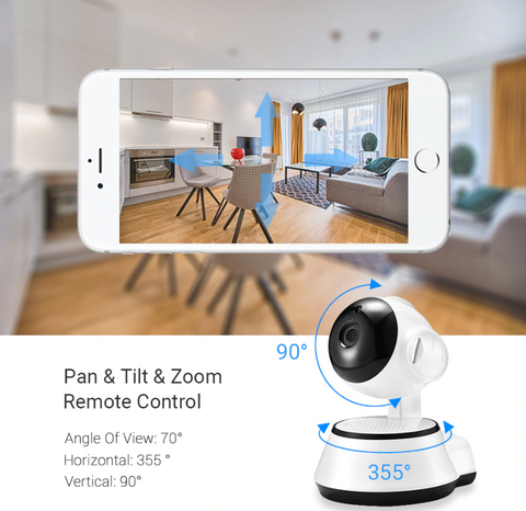 wifi security camera