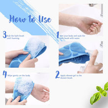 Silicone Bath Body Brush