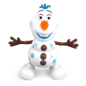 Dancing Snowman Toy