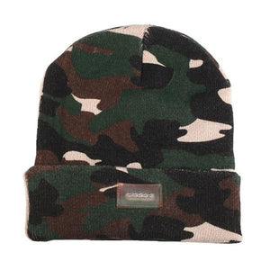 Knit Tactical Beanie Hat (Unisex)