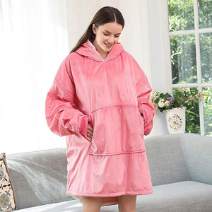 Cozy Blanket Sweatshirt