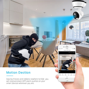 Wifi Motion Detection Security Camera