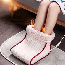 Slip On Electric Foot Warmer