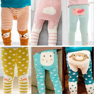 Zoey Baby Tights - 8 Variations