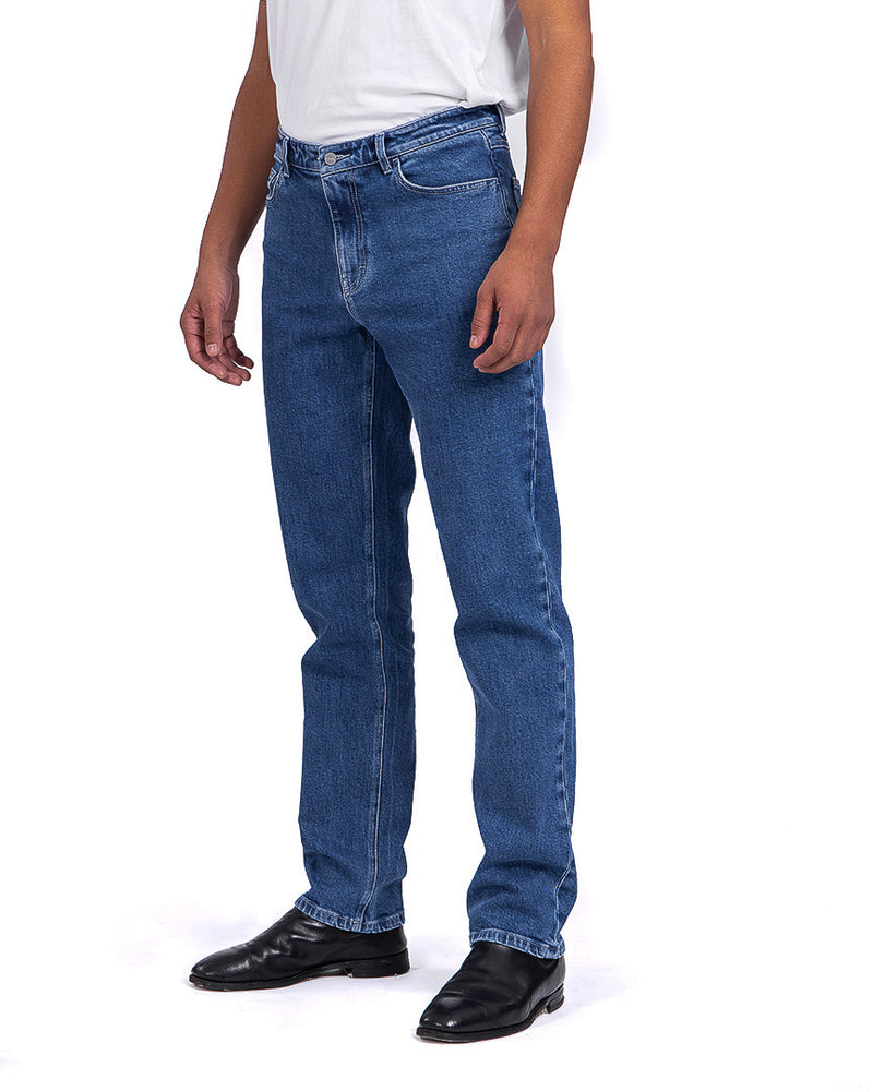 masculine relaxed fit genesis jeans