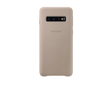 Leather Cover (Galaxy S10)