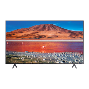 "Smart TV 4K Crystal UHD de 50"" SKU: UN50TU7100GXZS"