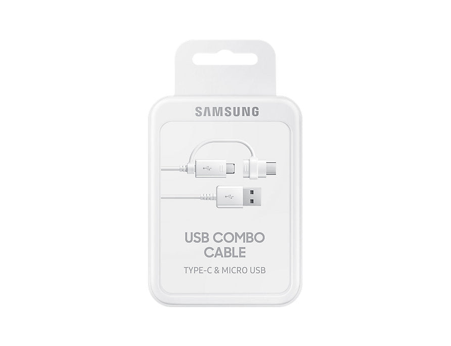 USB Combo Cable (Type-C & MicroUSB) - BLACK OUTLET