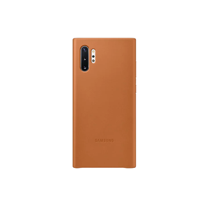 Leather Cover Note 10+