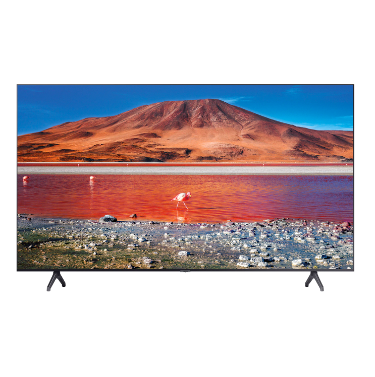 Smart TV 4K Crystal UHD de 58