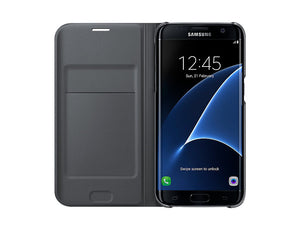 Flip Wallet Cover (Galaxy S7 edge)
