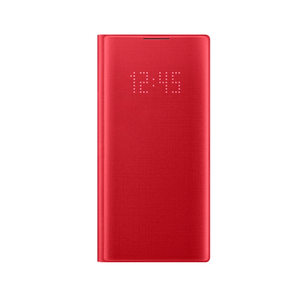 Led View Cover Note 10