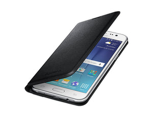 Galaxy J5 Flip Wallet Cover